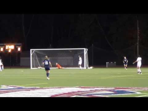 Eastern Women's Soccer v. Trinity College