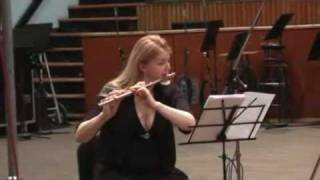 Ravel - Sonatine for flute, viola and harp.mp4