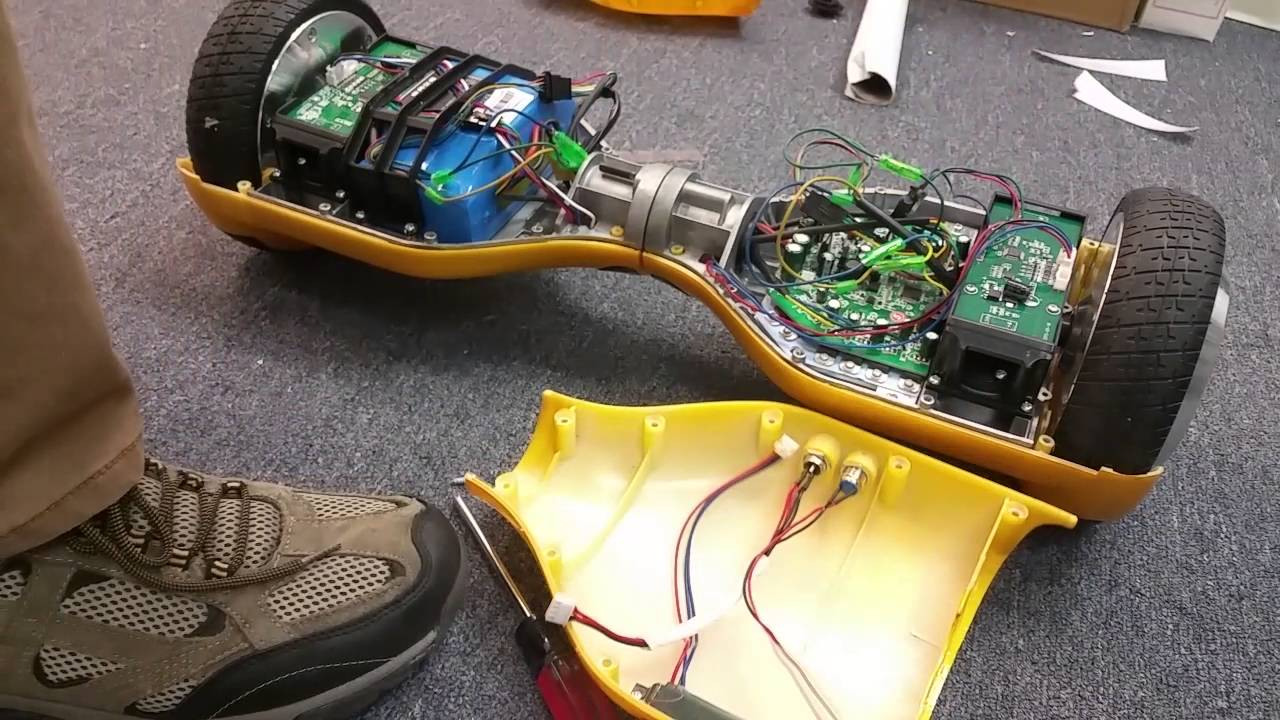 how to fix broken charging port on hoverboard smart balance scooter segway wiring diagram  [ 1280 x 720 Pixel ]