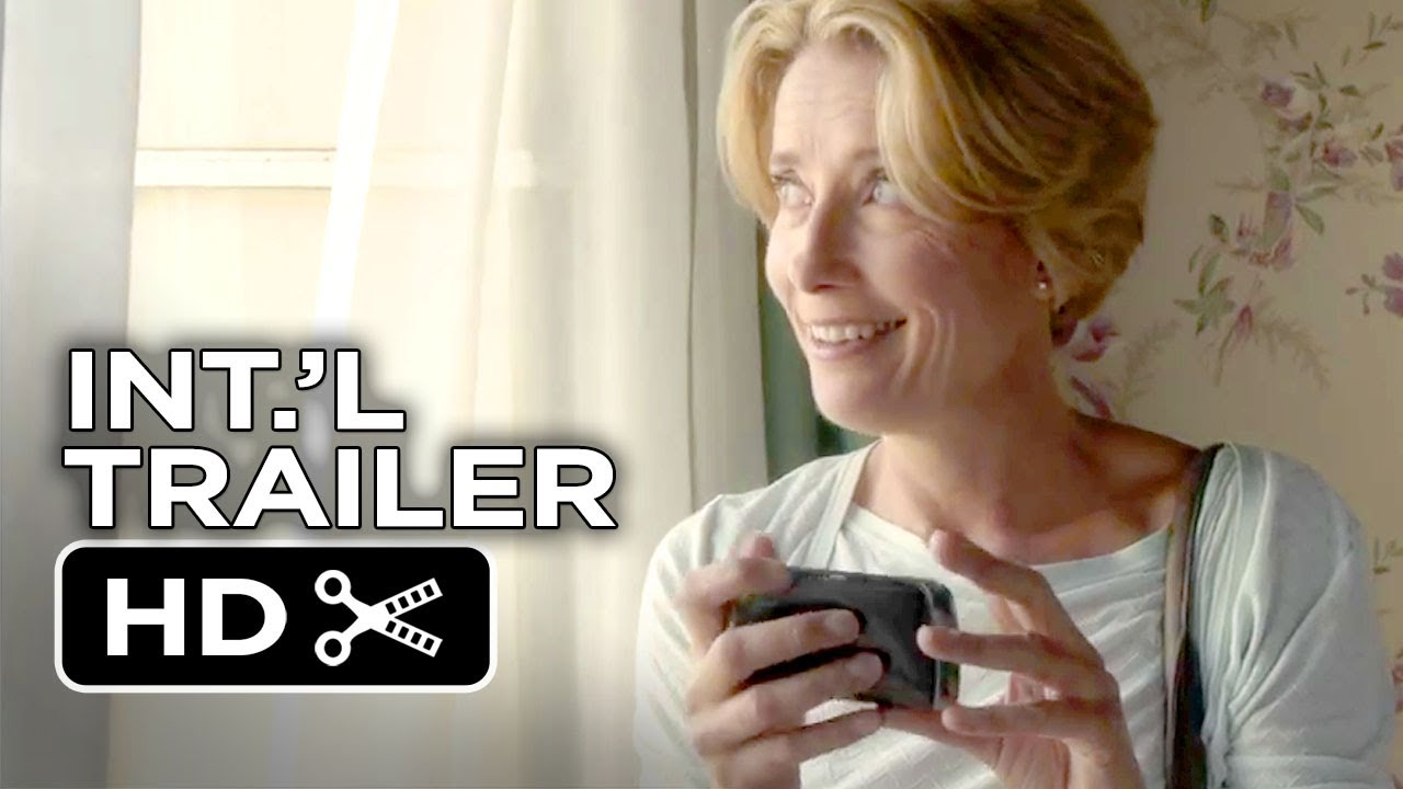 The Love Punch Official UK Trailer #1 (2014) - Emma Thompson, Pierce Brosnan Movie HD