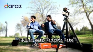 Gambar cover Collab with Gadgets Gate Daraz.pk | Vlog | Pros Lab