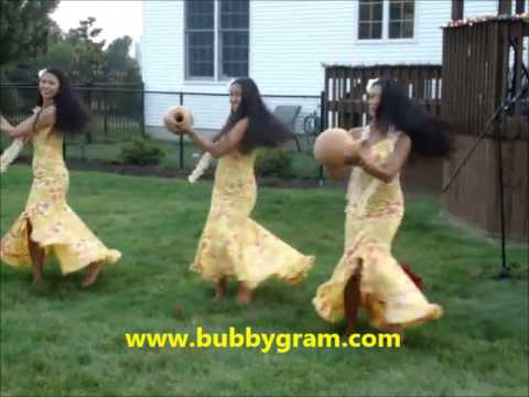 Authentic Hula Show - New York City metro area