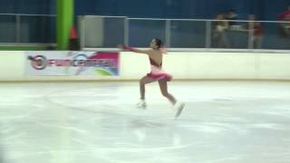 23 Rika HONGO (JPN) - ISU JGP Mexico Cup 2013 Junior Ladies Free Sk...