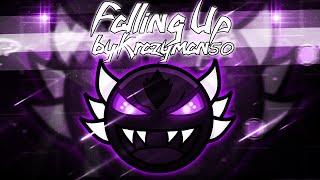 Geometry Dash 2.0 | Falling Up by Krazyman50 (Very Hard Demon) [On Stream] | Sunix