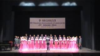 Claudio Monteverdi - Io Mi Son Giovinetta - ITS Student Choir (Indonesia)