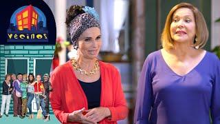 Vecinos, Capítulo 9: ¡La guerra de las tandas Magdalena vs Lorena! | T 7 | Distrito Comedia