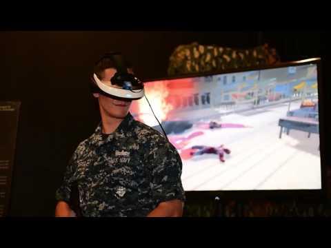 Bravemind : Virtual Reality Based PTSD Therapy Tech