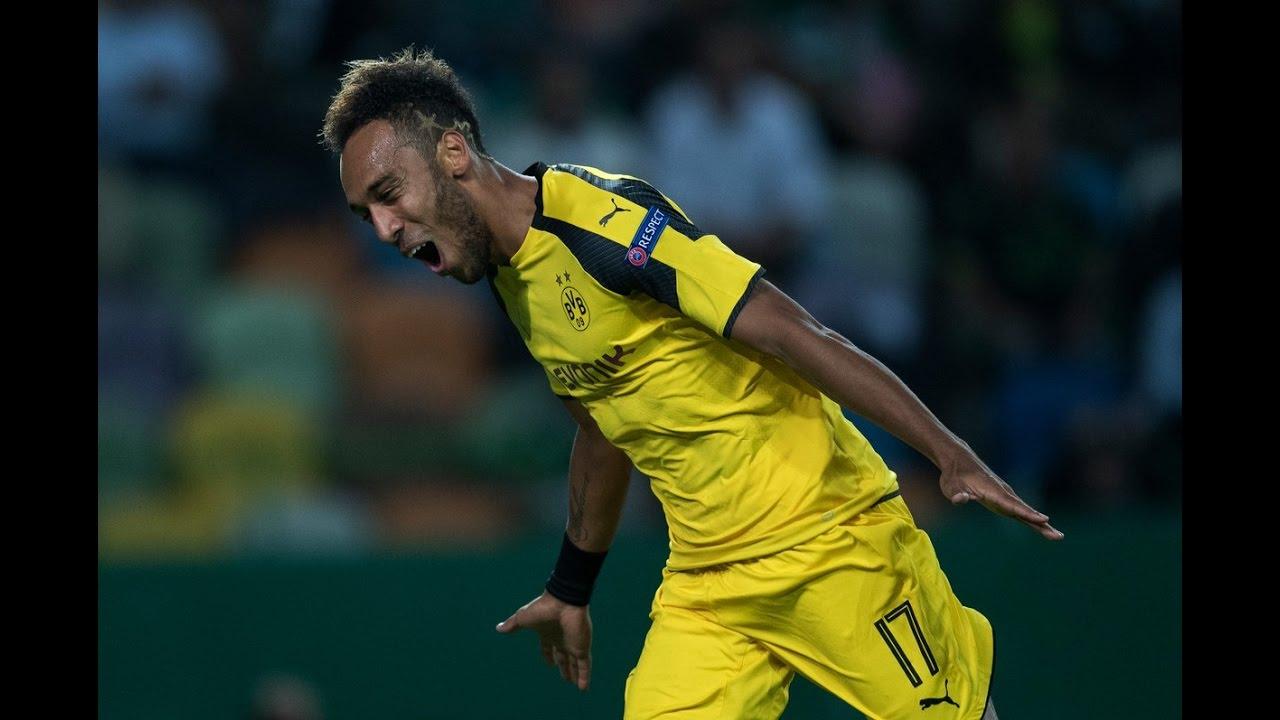 Download Sporting vs Borussia Dortmund 1 2 All Goals & Highlights 18 10 2016