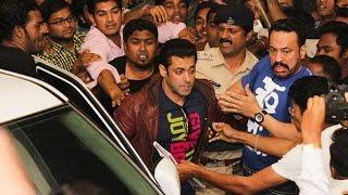 Salman Khan Gets ASSAULTED at a Night Club
