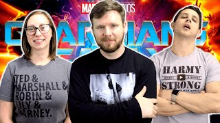 My friend watches GUARDIANS OF THE GALAXY VOL 2 for the FIRST time || MCU Phase 3