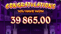 Dragon Dance Slot Mega Jackpot Won! - by Microgaming