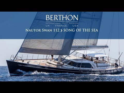 Nautor Swan 112 (SONG OF THE SEA) - Yacht for Sale - Berthon International Yacht Brokers