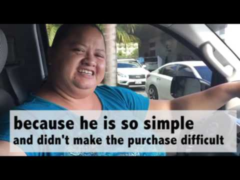 Another satisfied Nissan Guam customer