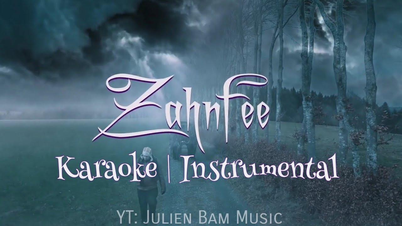 Julien Bam - Zahnfee (ft. Julia Beautx) [Karaoke/Instrumental]