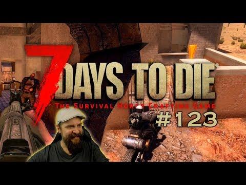 7-days-to-die-👀-123:-in-die-wüste-geschickt---nächste-säuberung-👀-gameplay-german