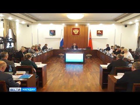 Сергей Носов уволил чиновника прямо на заседании правительства региона