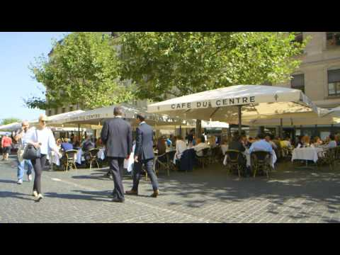 Geneva's Best Restaurants - with Nadine Dereza