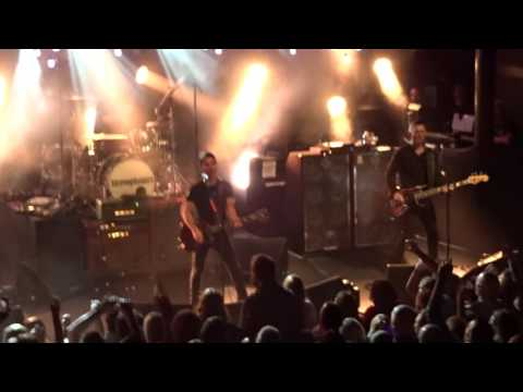 stereophonics@rock city, dakota, 27/11/15