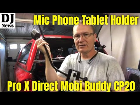 holding-my-mic-phone-and-tablet-with-the-#proxdirect-mobi-buddy-cp20-system-with-john-young