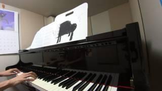 宮川彬良さん作曲、朝ドラ「ひよっこ」の挿入曲を採譜。ひよっこのマー...