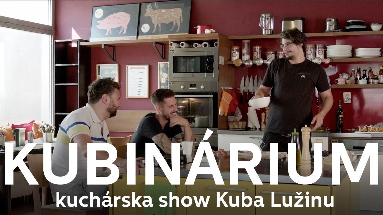 Kubinárium Kuba Lužinu - Jano Gordulič a Jakub Zitron Ťapák