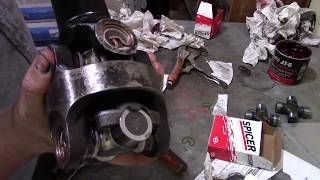 Dodge Raider Clunking Noise SOLVED? | Quick and Dirty U-Joint Removal | Driveway