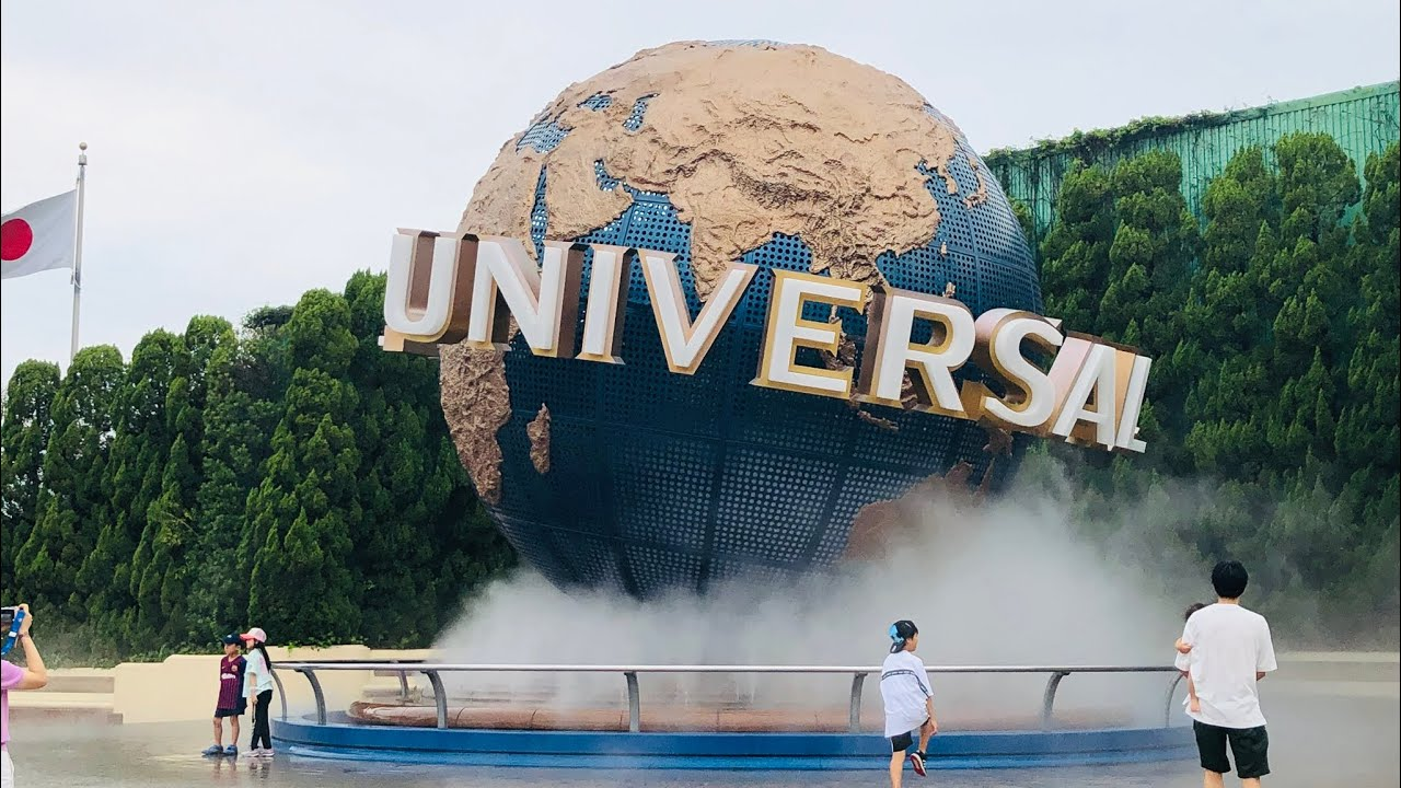 Universal Studios Japan - Osaka 2019
