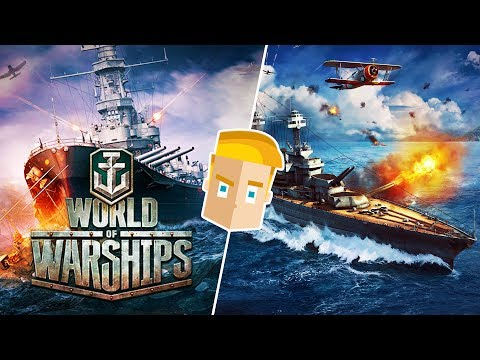 World Of Warships Blitz на Android/iOS - ОБЗОР