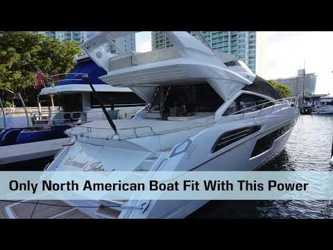 2014 Sunseeker 68 Sport Yacht | Jefferson Beach Yacht Sales