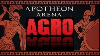 Обзор на игру Apotheon Arena. Agro
