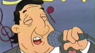Dino Spumoni impression / impersonation (Hey Arnold impressions) (Daily Voices Day 124)