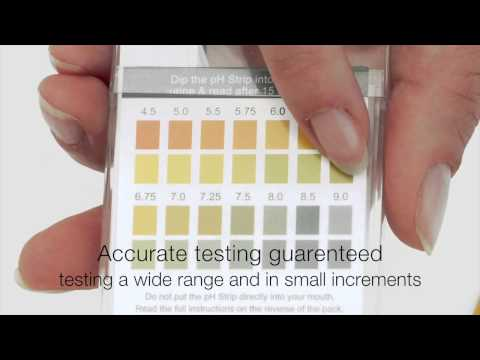 pH Testing Your Body Using pH Test Strips - Better Than Litmus Paper