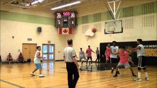2012-2013 ABL Finals Game 1 - Peel Village vs. Rabwah