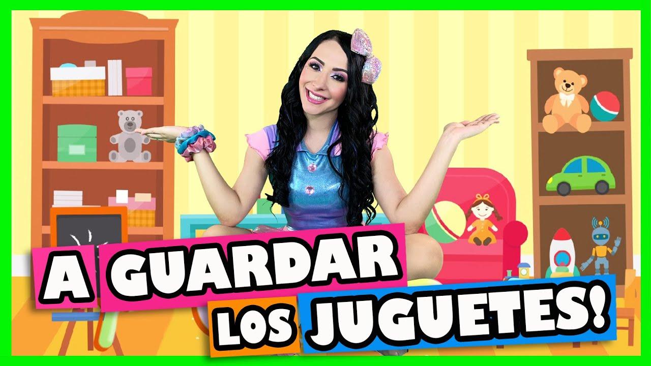 Download A GUARDAR Y ORDENAR / CANCIÓN INFANTIL / AGLAE