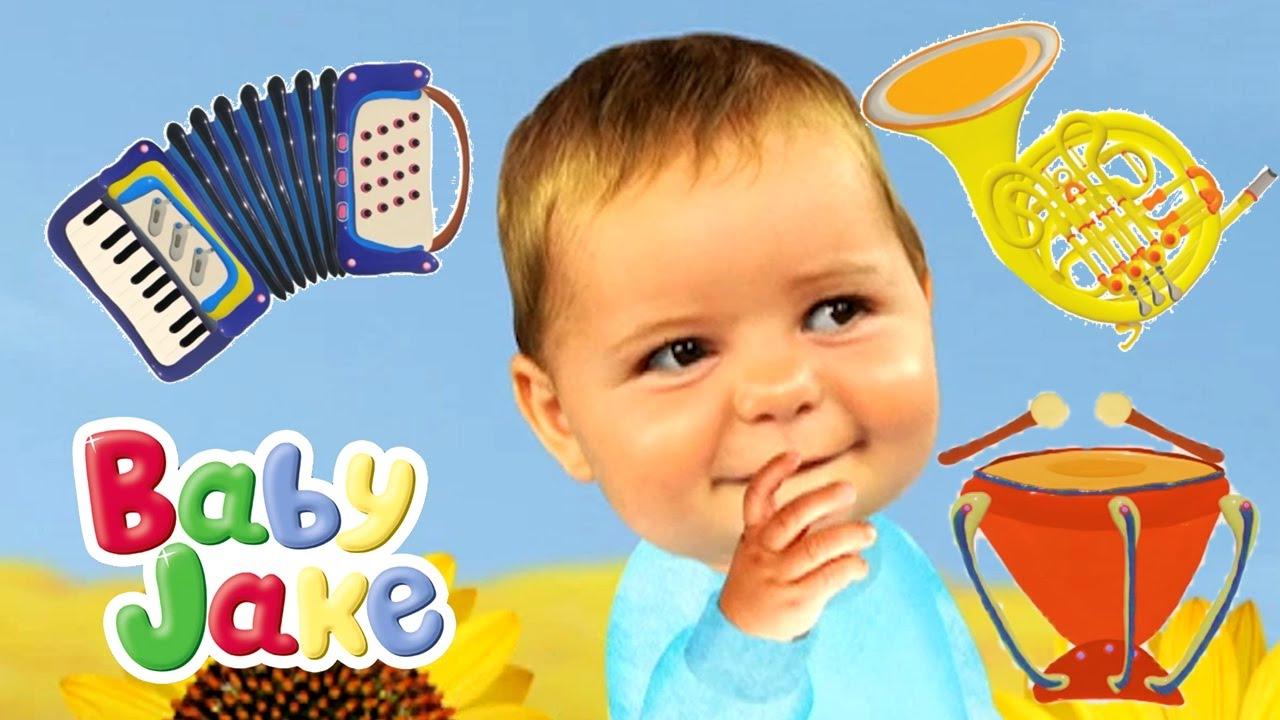 Baby Jake & Musical Instruments for Kids - Yacki Yacki ...