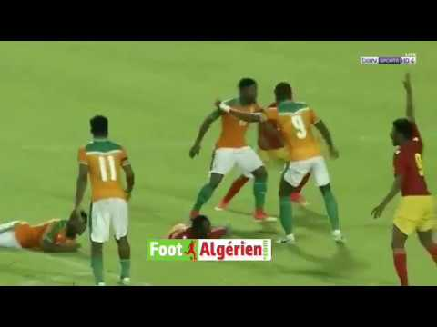 CAN-2019 (qualifications) : Côte d'Ivoire 2 - 3 Guinée