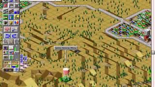 Sim City 2000 - Scenario Walkthrough: Hollywood