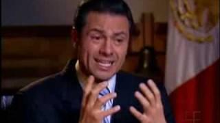Repeat youtube video Entrevista a Peña Nieto que nunca se mostró en medios mexicanos