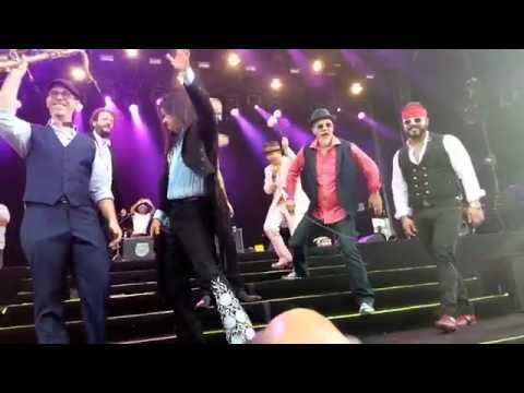 The Mavericks - Finale ! All You Ever Do Is Bring Me Down - Bospop 2016 Netherland