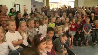 Taartenshow Toon Hermansschool Ede