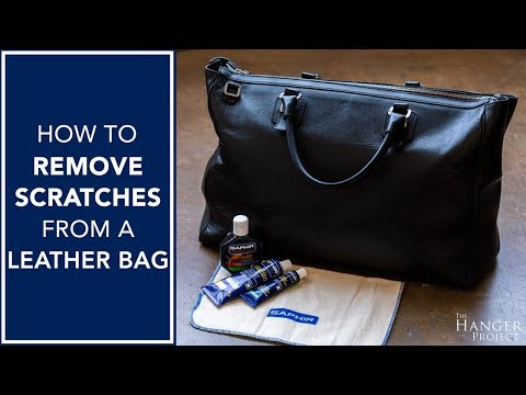 how-to-remove-scratches-from-a-leather-bag