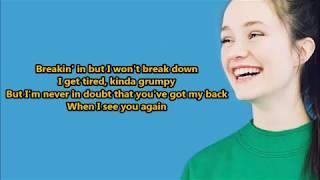 Sight Of You- Sigrid (Lyrics) {HeyLyrics}