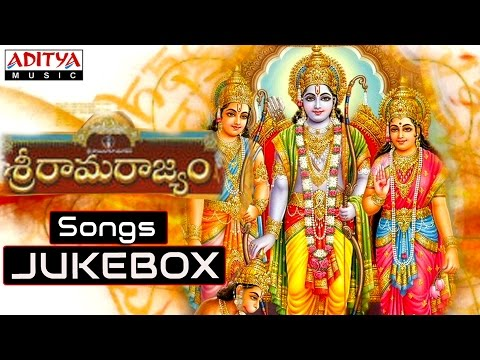 Sri Rama Rajyam (శ్రీ రామ రాజ్యం) Telugu Movie Full Songs Jukebox || Bala Krishna, Nayanatara