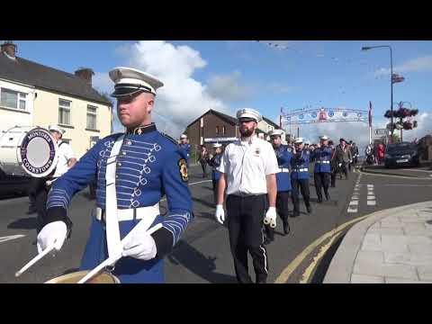 Cookstown Royal Black District Morning Parade Black Saturday 2018