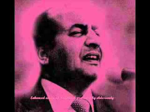 O Mere Shah E Khuban Rafi Enhanced Version 2xvid