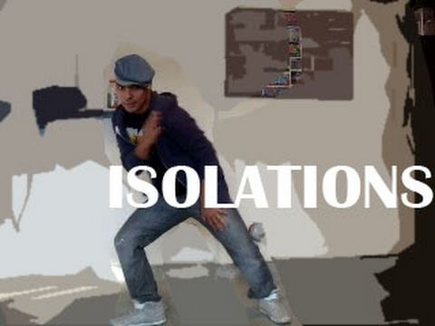Dance Tutorial | Creating Bigger ISOLATIONS"
