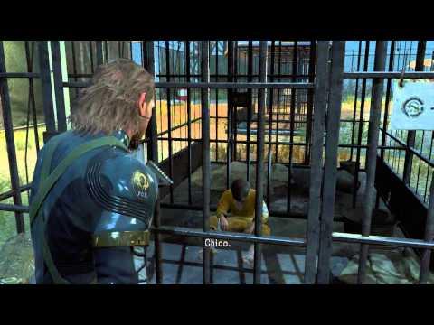 Secret & Hidden Scenes in Metal Gear Solid V Ground Zeroes