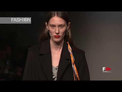 VALERIE Fashion Week Stockholm Fall Winter 2017-18 fashion show
