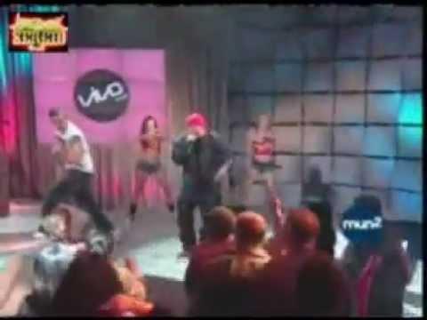 Julio voltio ft Calle 13 - Chulin Culin Chunfly (Live)