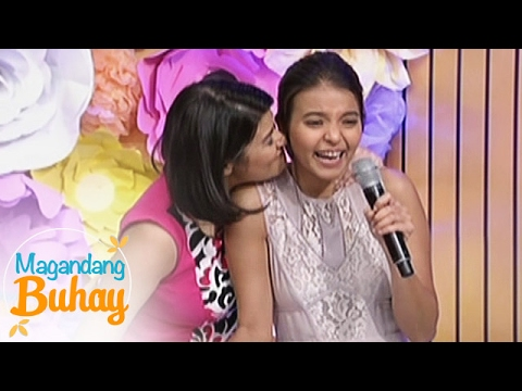 Magandang Buhay: Assunta and Alessandra thank each other